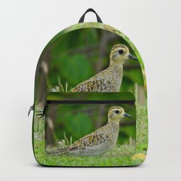 Pacific Golden Plover Backpack