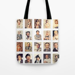 Carry On Stars Tote Bag