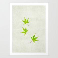 three of a kind 3 Art Print