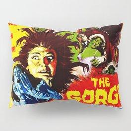 The Gorgon, vintage horror movie poster, 1964 Pillow Sham