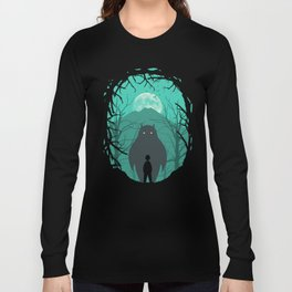 Scary Monsters and Nice Sprites Long Sleeve T-shirt