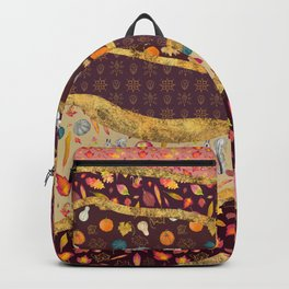AUTUMN JEWELS Backpack