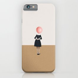 Obvious Imperfections iPhone Case