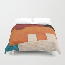 Вол и Bода (Ox and Water) Duvet Cover