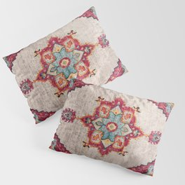 N251 - Oriental Traditional Vintage Moroccan Style  Pillow Sham
