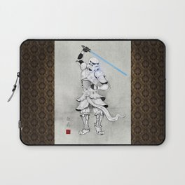 Samurai Trooper Laptop Sleeve