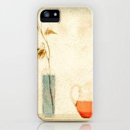 Milkweed And Kool Aid iPhone Case