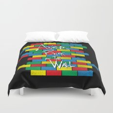 Brick in the Wall Duvet Cover