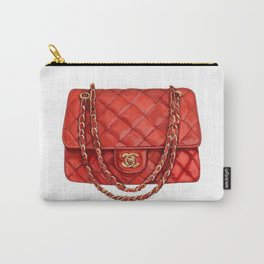 Designer Purse Carry-All Pouch