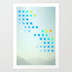 thr007 Art Print