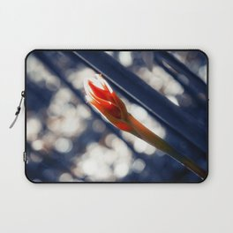 Flower in Tropical Garden Laptop Sleeve
