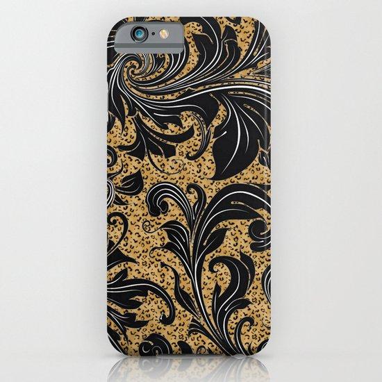 Leopard Jungle iPhone & iPod Case