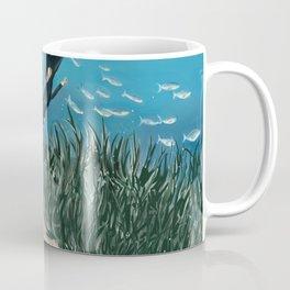 Turtle Encounters Coffee Mug