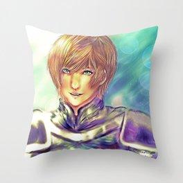 Röryan Throw Pillow
