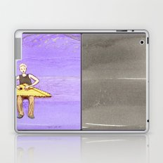 The Lute Player Laptop & iPad Skin