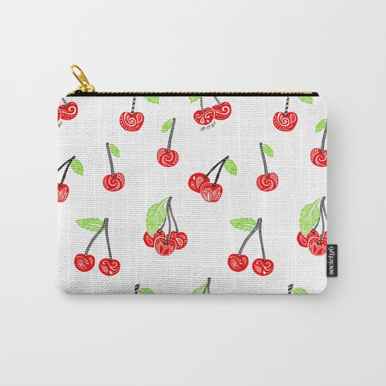 Cherries series Carry-All Pouch