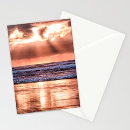 Northern California Sunset - Nature Photography Stationery Cards