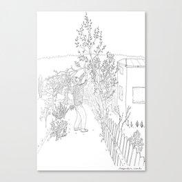 beegarden.works 003 Canvas Print