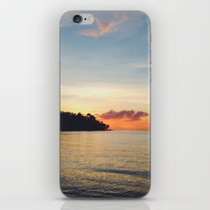 Disappear and hide iPhone Skin