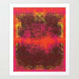 LAWN Art Print