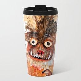 Hairy Monsters Travel Mug