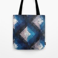 the xx Tote Bags featuring XX by Diego Tirigall
