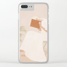 Lost Inside Clear iPhone Case