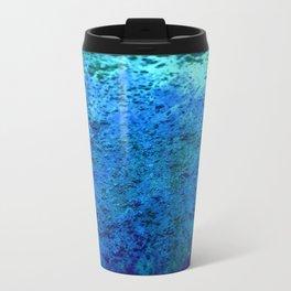 Pisces - Zodiac Sign Metal Travel Mug