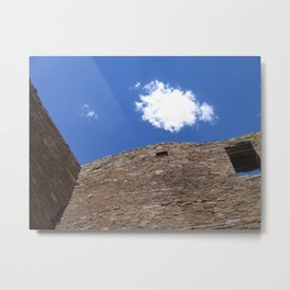 Chaco Canyon Summer Solstice Metal Print