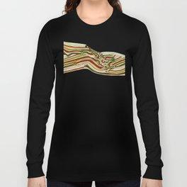 Line Faces Twenty One Long Sleeve T-shirt