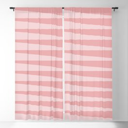 Pink Blackout Curtain