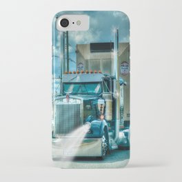The Cattle Truck iPhone Case