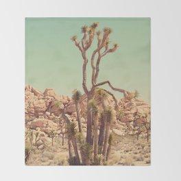 Joshua Tree#2  Throw Blanket