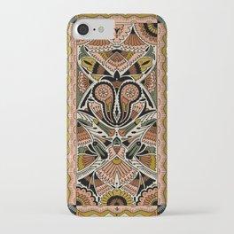 Botanical Print III iPhone Case