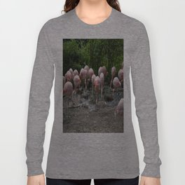 Stop! I lost my contact lens! Long Sleeve T-shirt