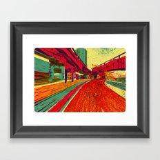 Buy gold - Fortuna Series Framed Art Print