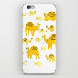 Camels iPhone Skin