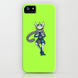 Geninja iPhone Case