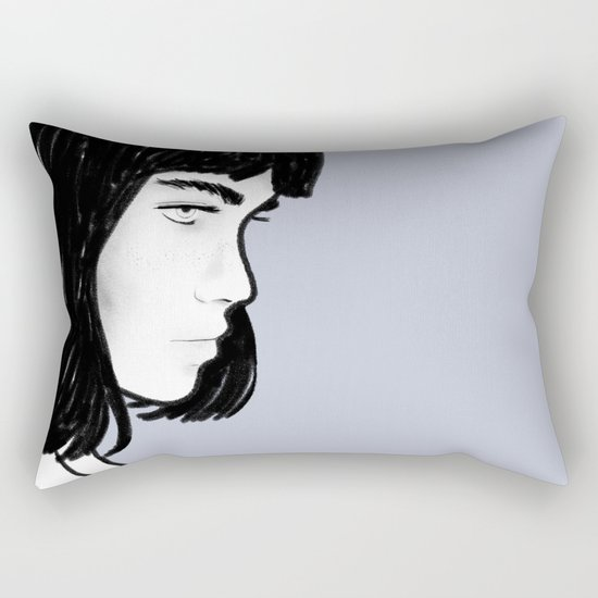 G I R L S 03 Rectangular Pillow