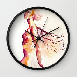 comes light Wall Clock