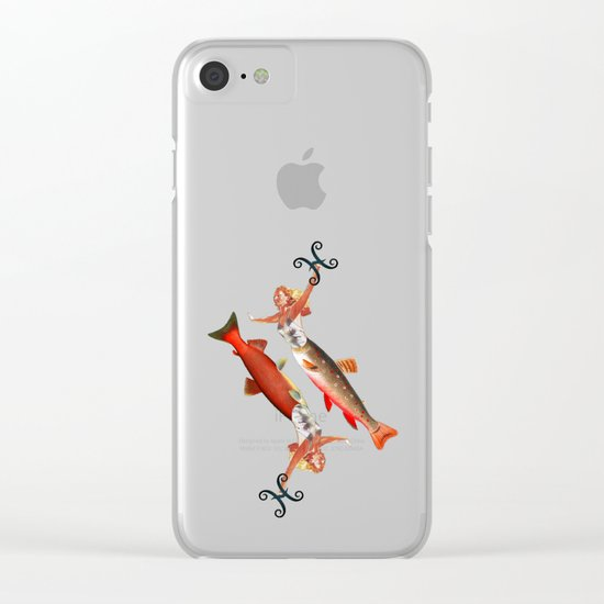 Picses Clear iPhone Case