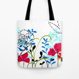 Spring Blooms Tote Bag