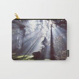 Sun Beams Carry-All Pouch