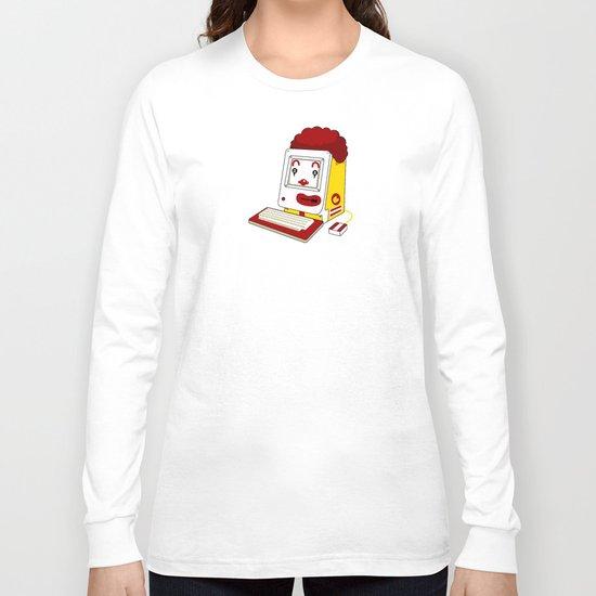 """MAC"" Donalds Long Sleeve T-shirt"