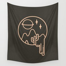 STARGAZERS Wall Tapestry