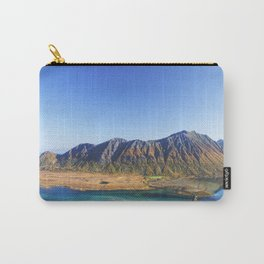 Hiking with a view Carry-All Pouch