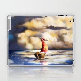 Clouds and stars Laptop & iPad Skin