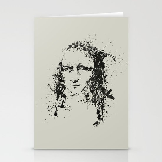 Modern Lisa Stationery Cards