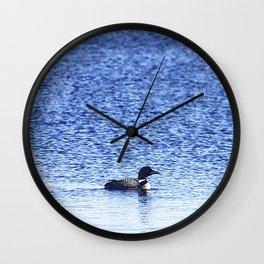Loonie Toons for Bluesie Goons Wall Clock