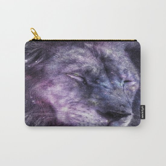 galaxy lion leo Carry-All Pouch